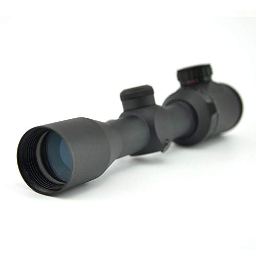 Visionking Rifle Scope 7 Visionking Rifle Scope 1.5-5x32 Riflescope Wide Angle Hunting Tactical Compact