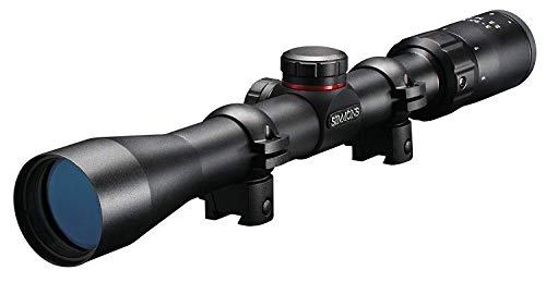 Simmons Rifle Scope 1 Simmons 3-9x32mm .22 Waterproof Fogproof Matte Black Riflescope (511039)