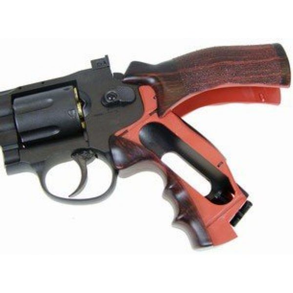 WG Airsoft Pistol 7 400 fps wg full metal m702 magnum high-powered co2 semi-automatic revolver airsoft pistol(Airsoft Gun)