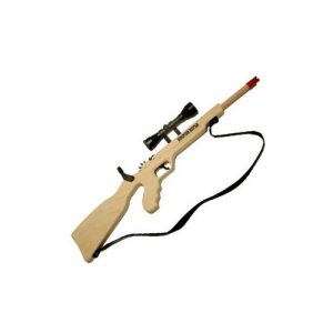 Magnum Enterprises Rubberband Gun 1 Magnum Enterprises Sniper Rubberband Rifle w/ Scope