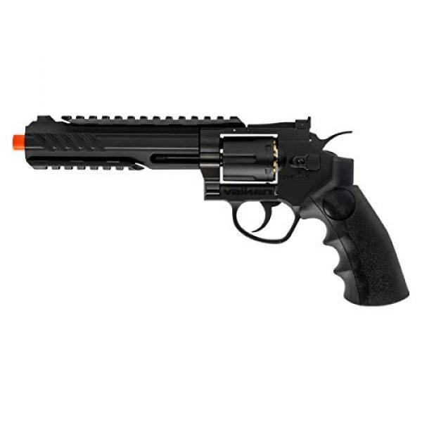 """Valken Airsoft Pistol 1 Valken Airsoft Revolver Full Metal C02 6mm (6"""")"""