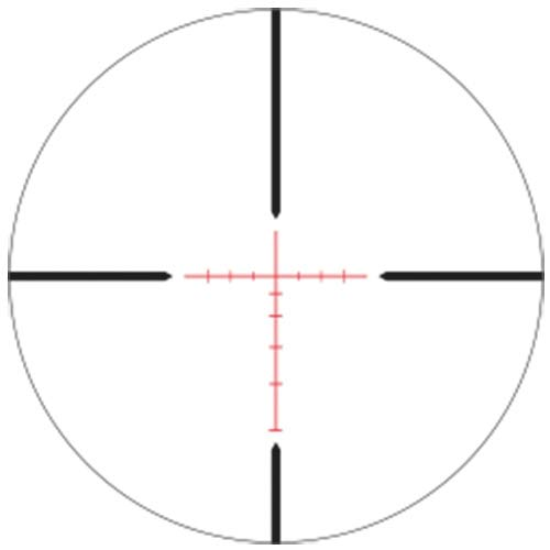 Athlon Optics Rifle Scope 4 Athlon Optics Argos HMR 2-12x42 Riflescope - BDC600A SFP IR, Black