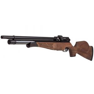 Air Arms Air Rifle 1 Air Arms S510 XS FAC .22 Caliber Sidelever Regulated PCP Air Rifle Carbine, Walnut