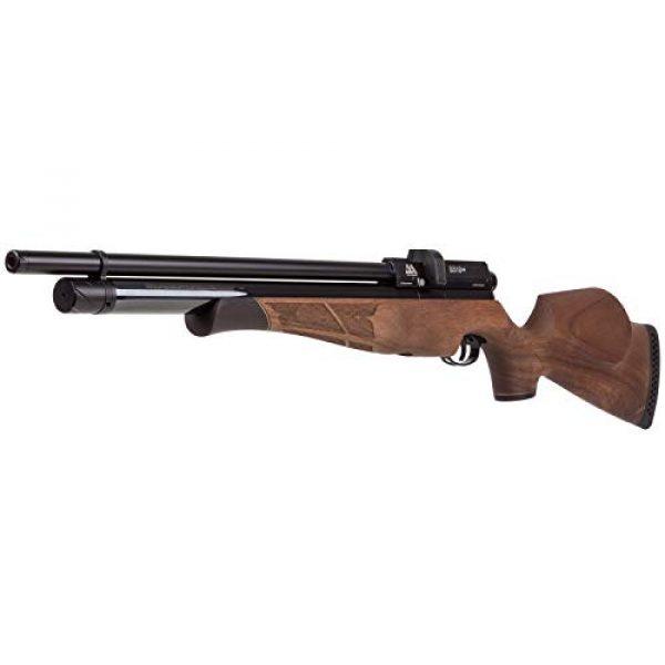 Air Arms Air Rifle 1 Air Arms S510 XS FAC .22 Caliber Sidelever Regulated PCP Air Rifle Carbine, Walnut