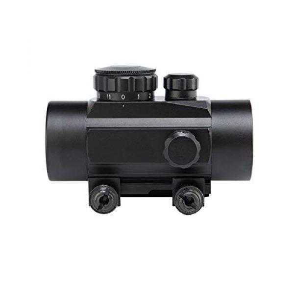 DJym Rifle Scope 3 DJym HD 1X30mm Red Dot Sight, Advanced Hunting Accessories