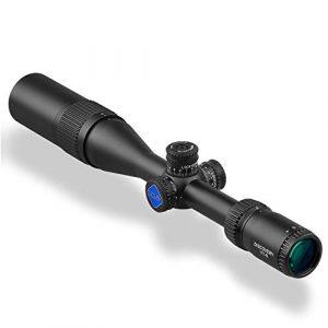 ApexHorizon Rifle Scope 1 ApexHorizon VT-R 4-16x42 AOE Optics Hunting Scope,Sniper Red/Green Illuminated Crosshair Airgun Scopes