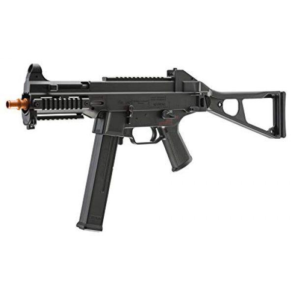 Elite Force Airsoft Elite Force HK UMP SMG 2 Elite Force 2262044 HK UMP GBB - Black 6 mm BB, One Size