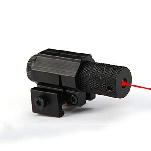 Hendont Rifle Laser Sight 1 Hendont Tactical Red Dot Laser Sight Scope with Mount for Pistol Picatinny Rail New Red Dot Sight Airsoft