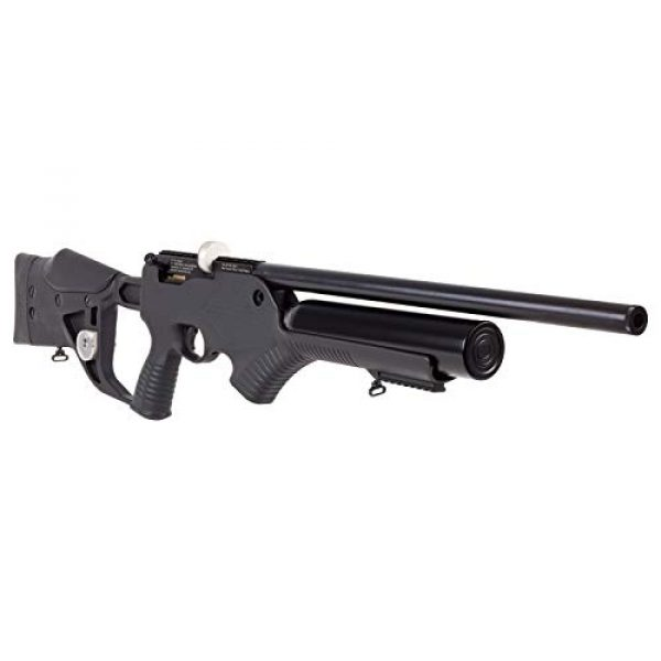 Wearable4U Air Rifle 4 Hatsan Barrage Semi Auto PCP Air Rifle with Included Wearable4U 100x Paper Targets and Lead Pellets Bundle