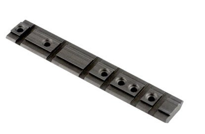 Aim Sports Rifle Scope Mount 1 Aim Sports Ruger 10/22 Base Scope Mount (weaver & dovetail) - Black