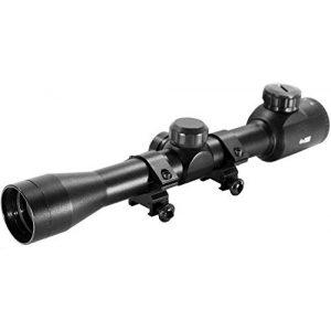 TRINITY Rifle Scope 1 TRINITY Hunting Scope for Crosman Bulldog rangefinder Reticle Picatinny Weaver Mounted Optics.