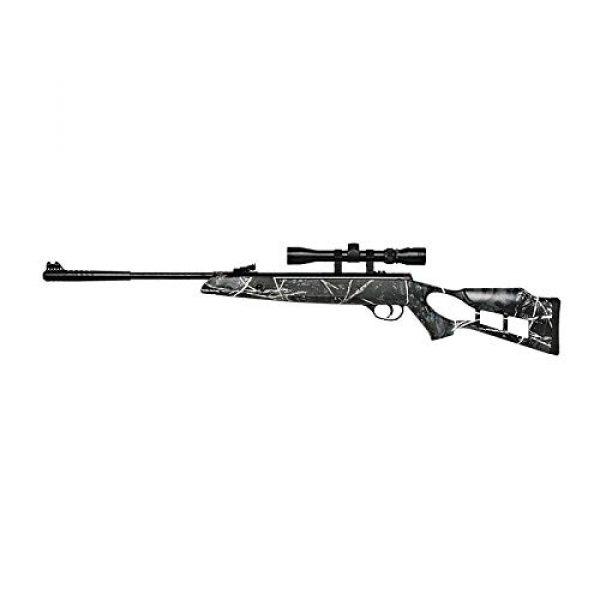Wearable4U Air Rifle 7 Hatsan Striker Edge Spring Harvest Moon Combo Air Rifle with Wearable4U 100x Paper Targets and Lead Pellets Bundle