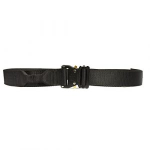Fusion Tactical Belt 1 Fusion 1.75-Inch Rigger's Belt with Nylon Loop and Presto Steel Buckle