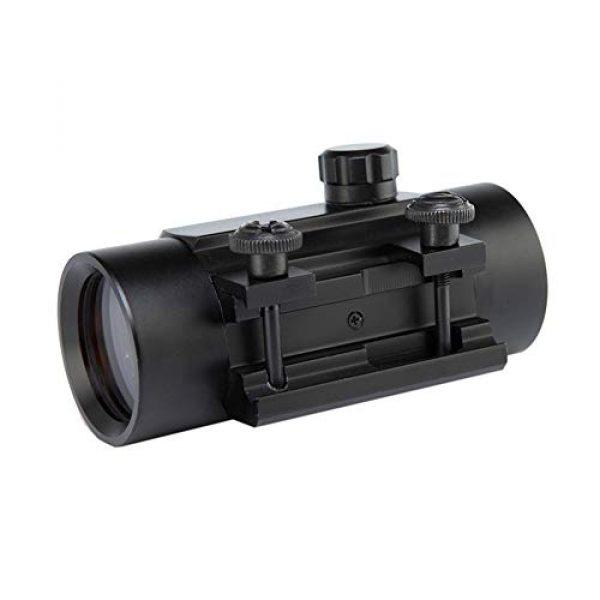 DJym Rifle Scope 2 DJym HD 1X30mm Red Dot Sight, Advanced Hunting Accessories