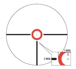 TAC Vector Optics Rifle Scope 7 TAC Vector Optics Arbiter 1-4x24 SFP Hunting Riflescope Scope with Flip-up Caps Mount Rings