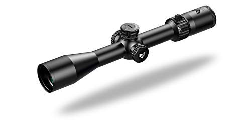 Swampfox Rifle Scope 4 Swampfox Patriot FFP Variable 4X Optical Zoom Rifle Scope