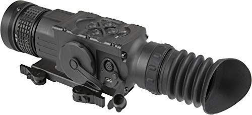 AGM Global Vision Rifle Scope 4 AGM 3093555006PY51 Model Python TS50-640 Medium Range Thermal Imaging Rifle Scope, 640x512 (60Hz) Resolution, 50mm Lens, 2X Optical Magnification, Field of View 14.8x11.8, Waterproof