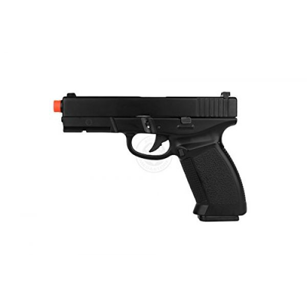 Prima USA Airsoft Pistol 3 HFC full metal gbb dark hawk airsoft gas blowback pistol(Airsoft Gun)