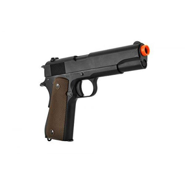 KWA Airsoft Pistol 2 KWA m1911a1 airsoft pistol (gbb/6mm) - 1911 a1(Airsoft Gun)