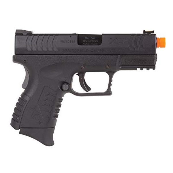 SPRINGFIELD ARMORY Airsoft Pistol 3 SPRINGFIELD ARMORY XDM Blowback Airsoft Pistol