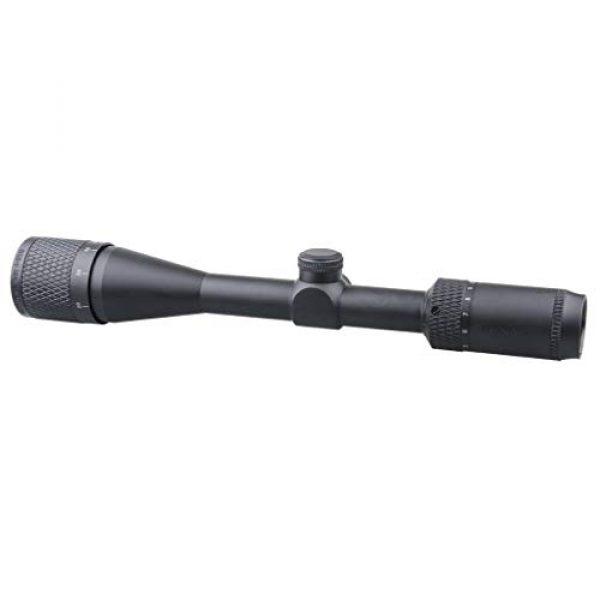 Vector Optics Rifle Scope 6 Vector Optics Matiz 4-12x40mm, 25.4mm Tube, 1/4 MOA Per Click, Second Focal Plane (SFP) Tactical Riflescope