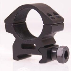 "TufForce Rifle Scope Ring 1 TufForce, 1"" Scope Tube, Low Profile Weaver Ring, RG-W25L10"
