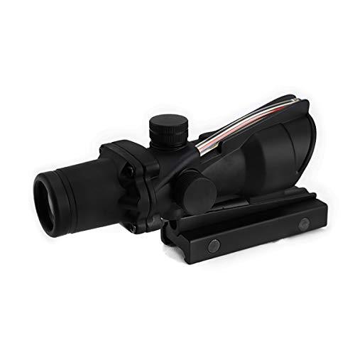 Armybase Rifle Scope 5 Armybase ACOG Rifle Scope 4x32 True Fiber Chevron Riflescope Optical Sights
