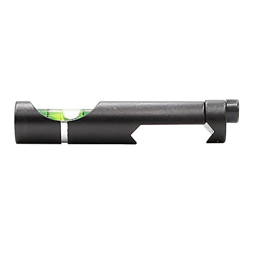 Higoo Rifle Scope Level 2 Higoo Bubble Level for 20mm Picatinny Waver Rail Rifle Scope