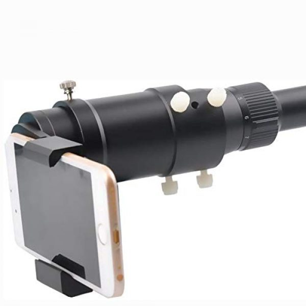 MUJING Rifle Scope 2 MUJING Rifle Scope Adapter Smartphone Mounting System- Smart Shoot Scope Mount Adapter - Display and Record The Discovery