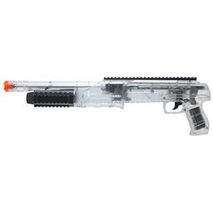 Elite Force Airsoft Shotgun 1 Walther SG 9000 6mm Airsoft, Clear