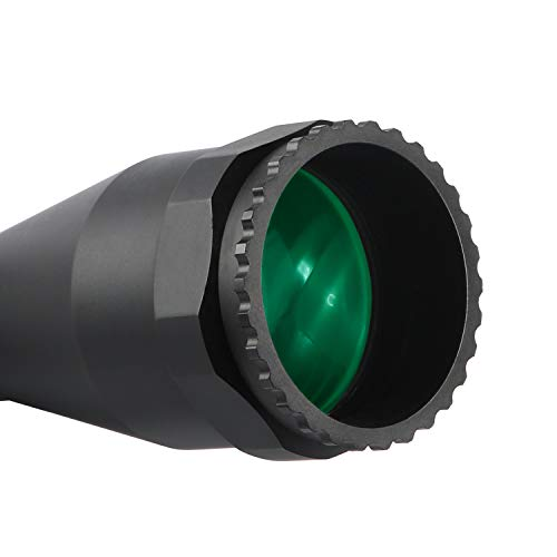 Sniper Rifle Scope 5 Sniper ZY 4-14x44 FFP First Focal Plane (FFP) Rifle Scope 30mm Tube with MOA Reticle