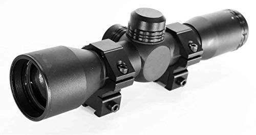 TRINITY Rifle Scope 2 Trinity Savage 64 fxp Hunting Scope Black