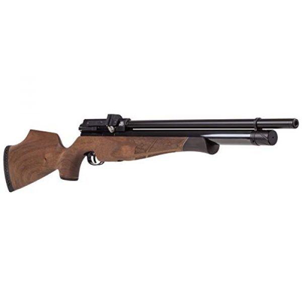 Air Arms Air Rifle 3 Air Arms S510 XS FAC .22 Caliber Sidelever Regulated PCP Air Rifle Carbine, Walnut