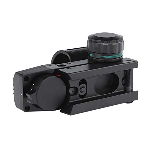 Without Rifle Scope 3 Toy Gun Sight Red dot Sight Magnification Color Black
