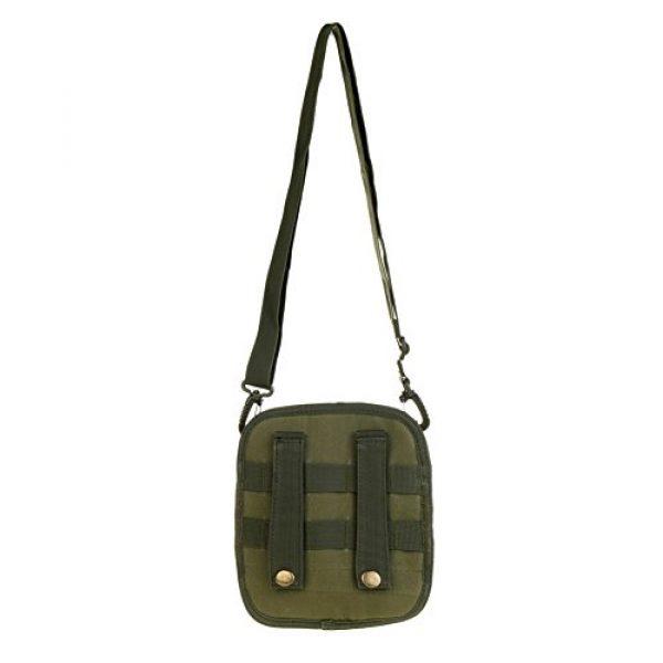 ABD Tactical Backpack 5 ABCAMO Nylon Waterproof Solid Color Outdoor One Shoulder Tactical Sport Bag
