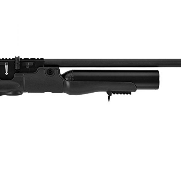 Hatsan Air Rifle 3 Hatsan Hercules .22 Caliber Airgun, Black