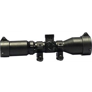 Osprey Global Rifle Scope 1 Osprey Global Compact Scope 3-9X42 with Rangfinder Reticle