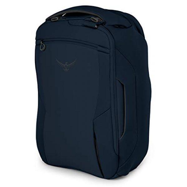 Osprey Tactical Backpack 4 Osprey Porter 46 Travel Backpack
