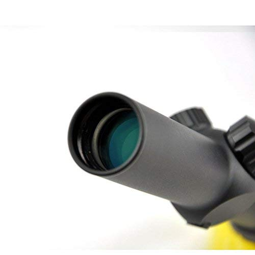 Visionking Rifle Scope 4 Visionking 1.25-5x26 Rifle Scope with Picatinny Rings