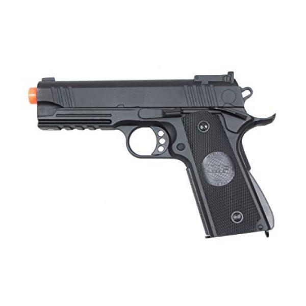 JG Airsoft Pistol 1 JG / Golden Eagle 3022 Full Metal 4.3 Hi-Capa 1911 RIS Airsoft Spring Pistol