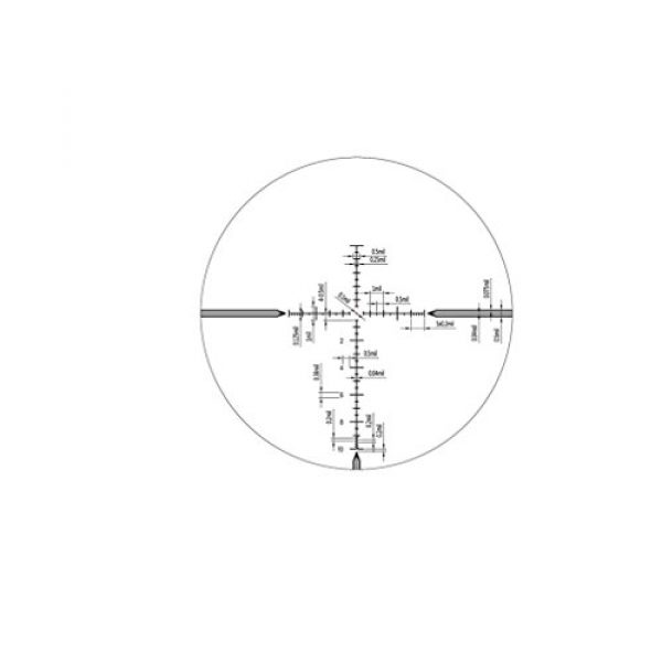 Vector Optics Rifle Scope 6 Vector Optics Taurus 5-30x56mm First Focal Plane (FFP) 1/10 MIL Tactical Riflescope with Red Illuminated Reticle, Free 30mm Mount Rings, Lens Covers and KillFlash