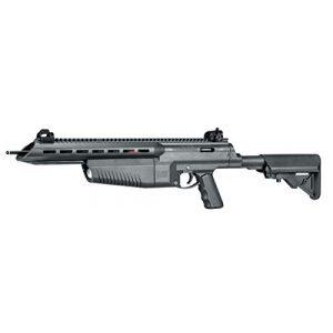Umarex Air Rifle 1 Umarex AirJavelin Arrow Gun Air Rifle with 3 Carbon Fiber Arrows, Black