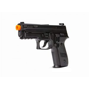 Sig Sauer Airsoft Pistol 1 Sig Sauer ProForce P229 Green Gas Airsoft Pistol