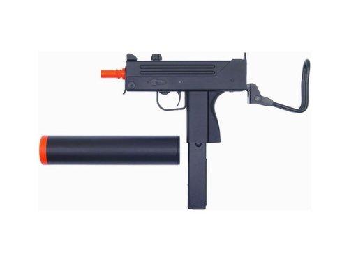 HFC Airsoft Pistol 2 HFC m11 green gas blowback airsoft smg(Airsoft Gun)