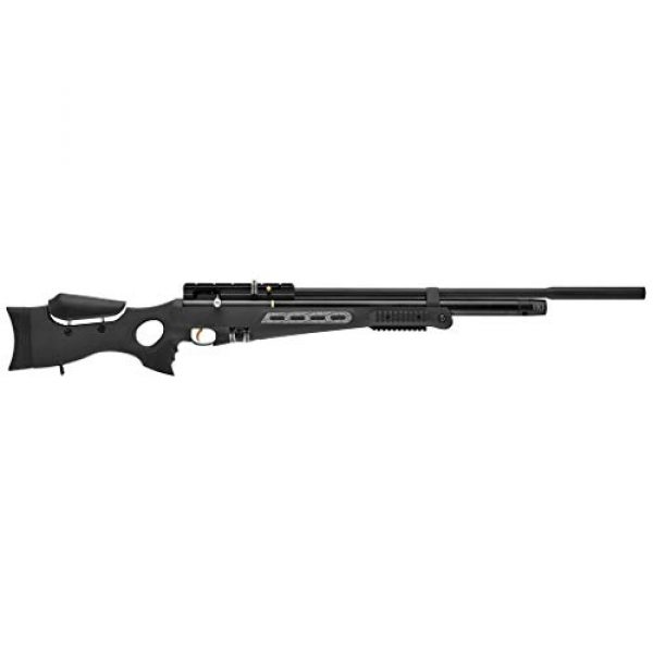 Wearable4U Air Rifle 3 Hatsan BT65SB Elite Quiet Energy Air Rifle with Included Wearable4U 100x Paper Targets and Lead Pellets Bundle