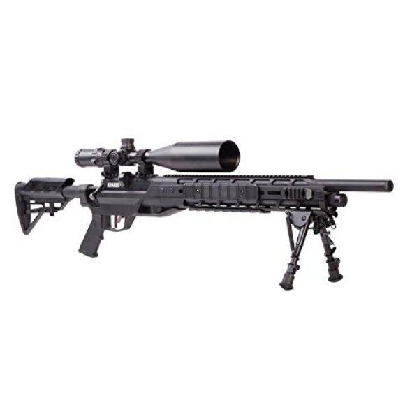Benjamin Air Rifle 3 Benjamin Armada BTAP17SX PCP-Powered Multi-Shot Bolt Action