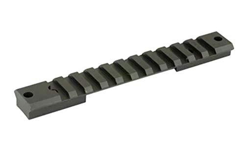 Warne Scope Mounts Rifle Scope Ring 1 Warne Tactical 1Pc Rem Sa Matte, Multi, One Size