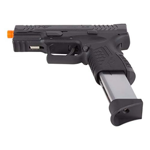 SPRINGFIELD ARMORY Airsoft Pistol 6 SPRINGFIELD ARMORY XDM Blowback Airsoft Pistol