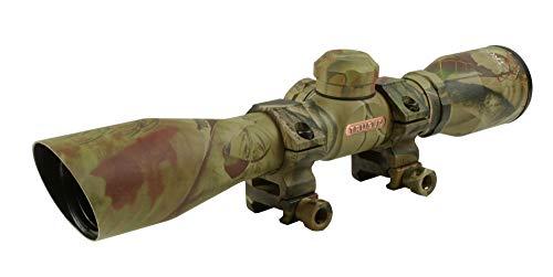 TRUGLO Rifle Scope 1 TRUGLO 4x32mm Compact Rimfire and Shotgun Scope Series