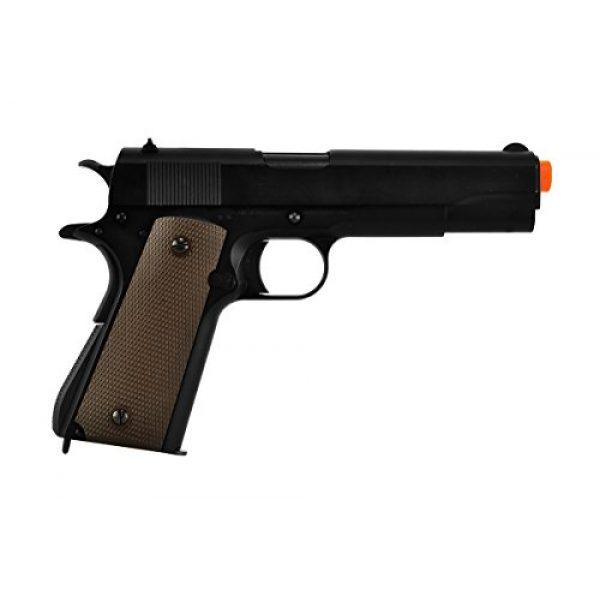 KWA Airsoft Pistol 4 KWA m1911a1 airsoft pistol (gbb/6mm) - 1911 a1(Airsoft Gun)